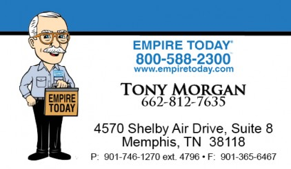 Business Cards_Tony Morgan